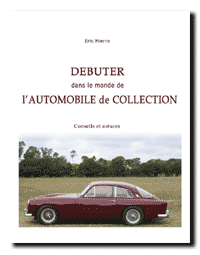 E-book d�buter dans le monde de l'automobile de collection